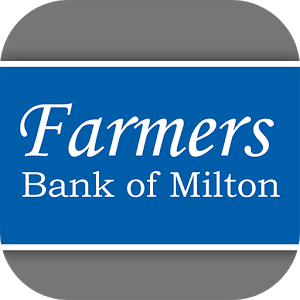 The Farmers Bank of Milton Logo
